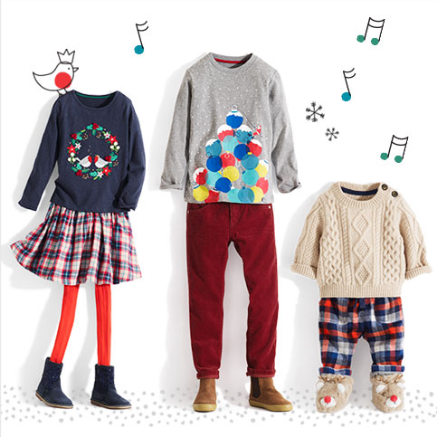 It s a children s christmas party with boden my avenue 27 for Boden christmas 2016