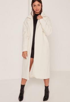 textured-faux-wool-tailored-coat-white